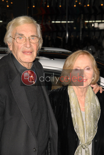 Martin Landau and Eva Marie Saint<br />