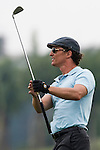 Matthew McConaughey during the Mission Hills Start Trophy at the Mission Hills Golf Resort on October 31, 2010 in Haikou, China. The Mission Hills Star Trophy is Asia's leading leisure liflestyle event and features Hollywood celebrities and international golf stars. Photo by Victor Fraile