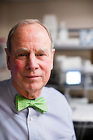 Dr. Charles Welch is an Attending Psychiatrist at McLean Hospital and an Assistant Professor of Psychiatry at Harvard Medical School Teaching Hospital and a leading practitioner of electroconvulsive therapy (ECT). He is seen here in a treatment room in the ECT and TMS Unit at McLean Hospital in Belmont, Massachusetts, on Mon., Dec. 12, 2016. Kitty Dukakis, wife of former Massachusetts governor Michael Dukakis, is a patient of Dr. Welch.