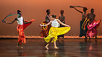"""Matinee Performance of """"Jazz Around The World"""", Spring Production of 3D Project Jazz Company.  Cary Arts Center, 30 March 2019"""