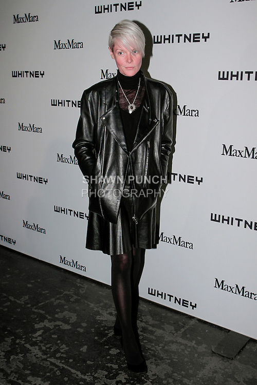 Kate Lanphear attends the annual Whitney Art Party hosted by the Whitney Contemporaries, and sponsored by Max Mara, at Skylight at Moynihan Station on May 1, 2013.