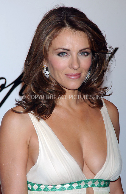 WWW.ACEPIXS.COM . . . . . ....November 12 2007, New York City....Elizabeth Hurley arriving at the Chopard flagship store opening on Madison Avenue....Please byline: KRISTIN CALLAHAN - ACEPIXS.COM.. . . . . . ..Ace Pictures, Inc:  ..(646) 769 0430..e-mail: info@acepixs.com..web: http://www.acepixs.com