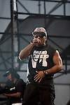 Prodigy of Mobb Deep Performs at the 8th Annual Rock The Bells Held on Governors Island, NY 9/3/11