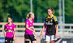 Solna 2014-08-16 Fotboll Damallsvenskan AIK - Kopparbergs/G&ouml;teborg FC :  <br /> AIK:s Petra Andersson deppar efter slutsignalen och f&ouml;rlusten mot Kopparbergs/G&ouml;teborgs <br /> (Foto: Kenta J&ouml;nsson) Nyckelord:  AIK Gnaget Kopparbergs G&ouml;teborg Kopparbergs/G&ouml;teborg depp besviken besvikelse sorg ledsen deppig nedst&auml;md uppgiven sad disappointment disappointed dejected