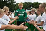 27-07-2017, Voetbalkamp, Norg, Jeugd, Ritsu Doan of FC Groningen,