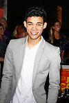 LOS ANGELES, CA - FEB 22: Roshon Fegan at the world premiere of 'John Carter' on February 22, 2012 at Regal Cinemas in downtown in Los Angeles, California