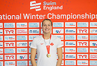 Picture by Allan McKenzie/SWpix.com - 13/12/2017 - Swimming - Swim England Winter Championships - Ponds Forge International Sport Centre - Sheffield, England - Rebecca Smith.