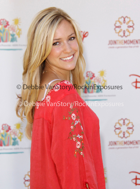 Kristin Cavallari  at The the 20th annual A Time for Heroes Celebrity Carnival benefiting Elizabeth Glaser Pediatric AIDS Foundation held at Wadsworth Theater on the Veteran Administration Lawn in West Los Angeles, California on June 07,2009                                                                     Copyright 2009 DVS / RockinExposures