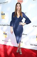 "17 June 2017 - Culver City, California - Whitney Cummings. ""The Female Brain"" Premiere during the 2017 Los Angeles Film Festival. Photo Credit: F. Sadou/AdMedia"