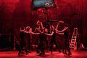 "London, UK. 20.05.2019. Masters of Choreography present ""Beats On Pointe"" at the Peacock Theatre. Dancers are: Burak Cagin, Georgia Mae Rutland, Jamane Virdo, Kealy Fouracre, Kelly Hemsley, Lissy Jaye, Natalie Debono, Oriana Siew-Kim, Phillip Egan, Taylor Diamond-Lord, Danny Williams, Rebecca Selkirk, Brodie Chesher. Photograph © Jane Hobson."