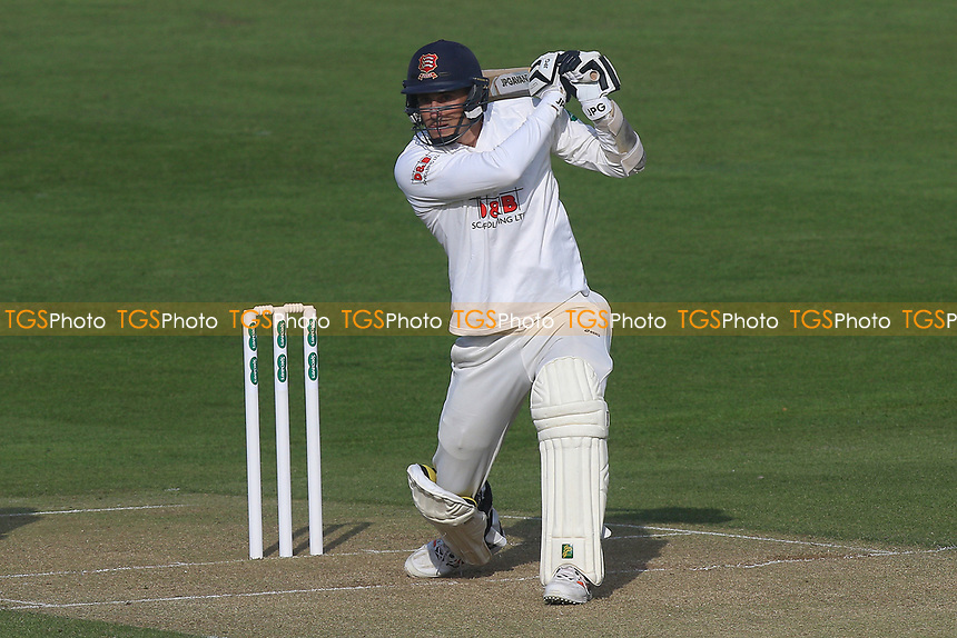 Matt Dixon in batting action for Essex during Essex CCC vs Durham MCCU, English MCC University Match Cricket at The Cloudfm County Ground on 2nd April 2017