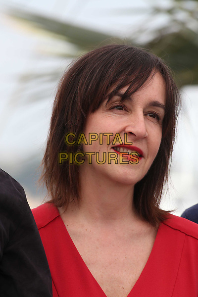 CANNES, FRANCE - MAY 10: Jeanne Lapoire attends the Jury Official Camera D'Or photocall during the 71st annual Cannes Film Festival at Palais des Festivals on May 10, 2018 in Cannes, France. <br /> CAP/GOL<br /> &copy;GOL/Capital Pictures