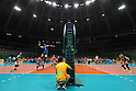 Miyu Nagaoka (JPN), <br /> AUGUST 6, 2016 - Volleyball : <br /> Women's Preliminary Pool A<br /> between Japan 1-3 South Korea<br /> at Maracanazinho <br /> during the Rio 2016 Olympic Games in Rio de Janeiro, Brazil. <br /> (Photo by Koji Aoki/AFLO SPORT)