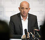 Gary McAllister at Hampden