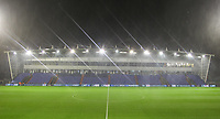 A general view of Boundary Park, home of Oldham Athletic FC ahead of the Sky Bet League 1 match between Oldham Athletic and AFC Wimbledon at Boundary Park, Oldham, England on 21 November 2017. Photo by Juel Miah/PRiME Media Images