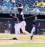 Jeisson Rosario - San Diego Padres 2019 spring training (Bill Mitchell)