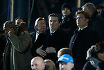 Rangers directors Sandy and James Easdale