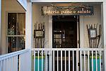 Pane e Salute, restaurant in Woodstock, Vermont. 2011