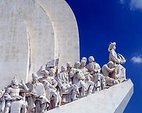Portugal, Belém: Padrao dos Descobrimentos - Denkmal der Entdeckungen | Portugal, Belém: Padrao dos Descobrimentos