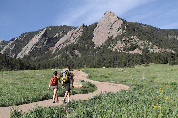 Chautauqua Park and the Flatirons rock formation, Boulder, Colorado .  John leads hiking and photo tours throughout Colorado. .  John leads private photo tours in Boulder and throughout Colorado. Year-round. .  John leads hikes and private photo tours in Boulder and throughout Colorado. Year-round.