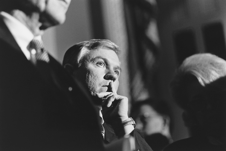 Senator elect-Jeff Sessions, R-Ala., at the GOP conference, on Dec. 5, 1996. (Photo by Laura Patterson/CQ Roll Call via Getty Images)