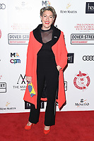 Tamsin Grieg<br /> arriving for the London Critic's Circle Film Awards 2019 at the Mayfair Hotel, London<br /> <br /> ©Ash Knotek  D3472  19/01/2019