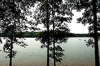 North Carolina's Mountain Island Lake is one of three man-made lakes in and around Mecklenburg County, NC. (The other two lakes are Lake Norman on the north side of the county and Lake Wylie on the far south). The lake was created in 1924 during the building of the Mountain Island Hydroelectric Station. Mountain Island Lake has 61 miles of shoreline.
