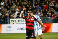 2013.01.19 LA LIGA MALAGA CF VS CELTA DE VIGO