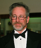 Steven Spielberg, President, Dreamworks, arrives at The White House in Washington, D.C. for the State Dinner honoring President Jiang Zemin of China on October 29, 1997..Credit: Ron Sachs / CNP
