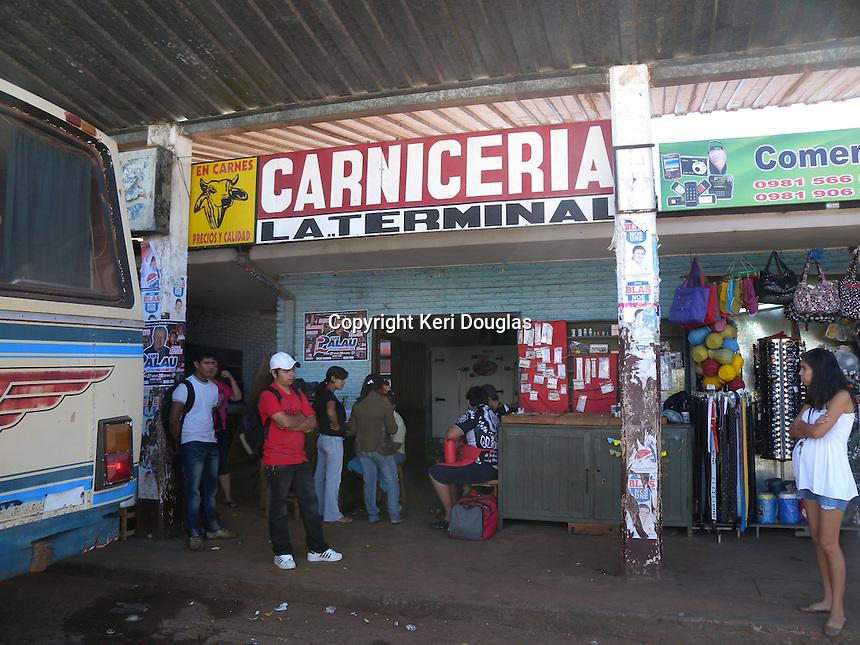 Paraguay urban, rural and indigenous communities
