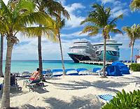 EC- Grand Turk Beach & Shops with HAL Konsingdam  during S. Caribbean Cruise, Turks & Caicos 3 19