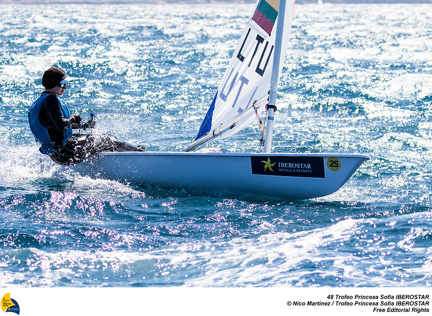 From 24th March to 1st April the bay of Palma  host the 48th edition of the Trofeo Princesa Sofia IBEROSTAR, one of the most important Olympic Classes regatta in the world. Around a 800 sailors from 45 nations will meet in Mallorca to start the Olympic path towards Tokyo 2020, in one of the most international sports event and with a higher participation in Spain.<br /> &copy;Nico Mart&iacute;nez / Sailing Energy / Trofeo Princesa Sof&iacute;a IBEROSTAR