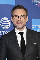 PALM SPRINGS - JAN 17:  Christian Slater at the 30th Palm Springs International Film Festival Awards Gala at the Palm Springs Convention Center on January 17, 2019 in Palm Springs, CA