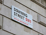 Downing Street, SW1, London, UK
