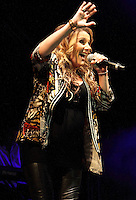 Sam Bailey at Guilfest 2014 on the 19th July 2014