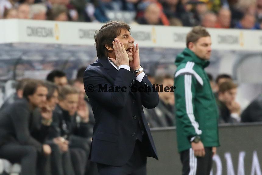 Trainer Antonio Conti (ITA) - Deutschland vs. Italien, Allianz Arena München