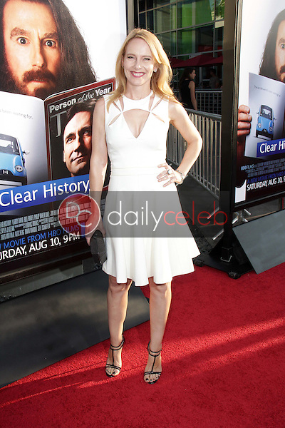 Amy Ryan<br /> at the &quot;Clear History&quot; Los Angeles Premiere, Arclight, Hollywood, CA 07-31-13<br /> David Edwards/DailyCeleb.Com 818-249-4998