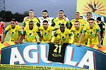 América venció 1-2 a Leones. Fecha 1 Liga Águila I-2018.