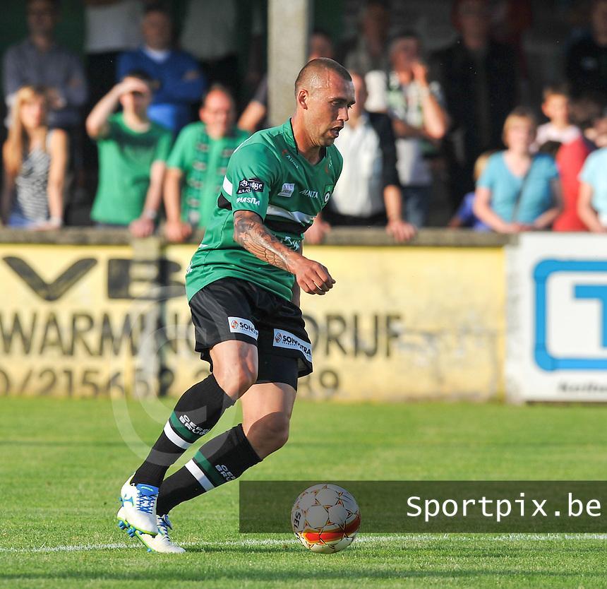 KSV Cercle Brugge : Anthony Portier.foto VDB / BART VANDENBROUCKE