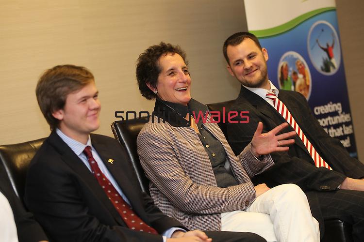 Golf Union Wales Awards 2012.20.12.12.©Steve Pope
