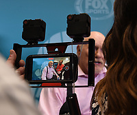 MIAMI BEACH, FL - JANUARY 28: Terry Bradshaw attends the Fox Sports Media Day during Super Bowl LIV week on January 28, 2020 in Miami Beach, Florida. (Photo by Frank Micelotta/Fox Sports/PictureGroup)