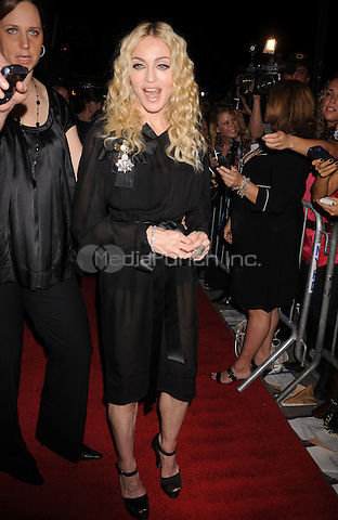"Madonna at the Screening of ""Filth and Wisdom"" hosted by The Cinema Society and Dolce and Gabbana. Landmark Sunshine Theatre, New York City. October 13, 2008.. Credit: Dennis Van Tine/MediaPunch"
