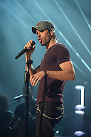 MIAMI, FL - NOVEMBER 5: Enrique Iglesias at iHeartRadio Fiesta Latina 2016 at The American Airlines Arena on November 5, 2016. Credit: mpi04/MediaPunch