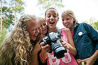 20140805 Vilda-l&auml;ger p&aring; Kragen&auml;s. Foto f&ouml;r Scoutshop.se<br /> dag, ljust, kamera, foto, scout, scouter, fyra