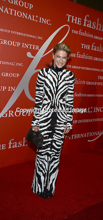 Julie Macklowe attends the Fashion Group International's Night of Stars Gala on October 22, 2013 at Cipriani Wall Street in New York City.