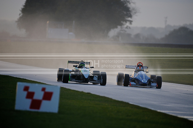 Tony Bishop - Chris Dittmann Racing Dallara F302/4 Toyota & Dan Clowes - Jedi Mk6