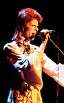 David Bowie as Ziggy Stardust  1973