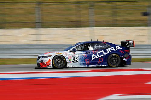 3-6 March, 2016, Austin, Texas, USA<br /> #43 Ryan Eversley, Acura TLX-GT<br /> © 2016, Jay Bonvouloir, ESCP