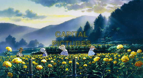 SCENE.in Only Yesterday (1991) .(Omohide poro poro).*Filmstill - Editorial Use Only*.CAP/NFS.Supplied by Capital Pictures.