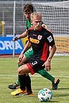 22.07.2017, Donaustadion, Ulm, GER, FSP, FC Augsburg vs Jahn Regensburg, im Bild Alexander Nandzik (Regensburg #3)<br /> <br /> Foto &copy; nordphoto / Hafner